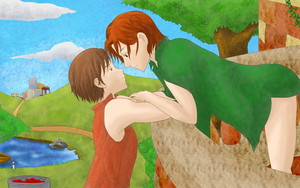APH Collab Countryside. This is Itacest too