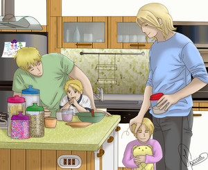 APH Morning With The Face Family