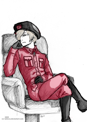 APH Red Finland aka 2P Finland