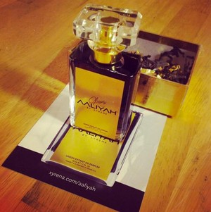 aaliyah Official Fragrance oleh Xyrena! ♥