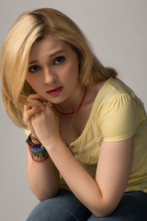 Abigail Breslin as Casey Welson in The Call