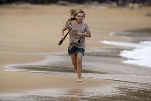 Abigail Breslin as Nim Rusoe in Nim's Island