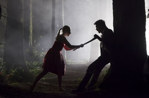 Abigail Breslin as Veronica in Final Girl