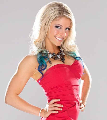 wwe divas fondo de pantalla probably containing a cóctel, coctel dress, a bustier, and a chemise entitled Alexa Bliss