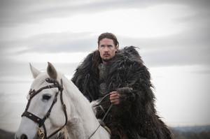 Alexander Dreymon as Uhtred