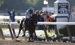 American Pharoah's Triple Crown
