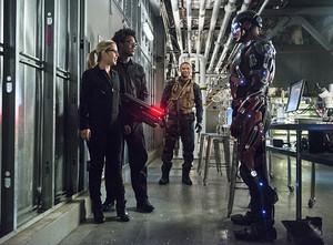 Arrow 4.06 ''Lost Souls''