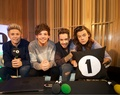 one-direction - BBC Radio 1 Live Lounge wallpaper
