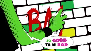 Bad {Lyric Video}