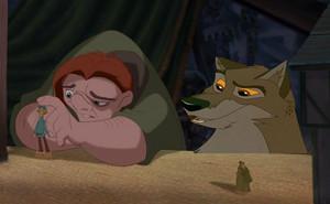 Balto and Quasimodo