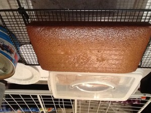 banaan brood cake