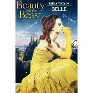 Beauty and the Beast (2017) wallpaper probably containing a dinner dress called Belle