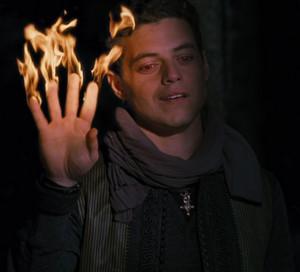 Benjamin's fire power