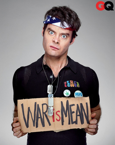 Bill Hader वॉलपेपर entitled Bill Hader - GQ Photoshoot - 2013