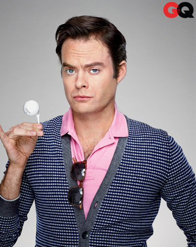 Bill Hader wallpaper titled Bill Hader - GQ Photoshoot - 2013