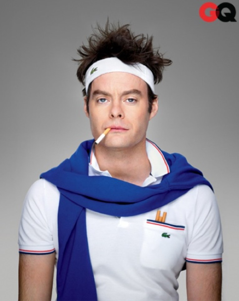 Bill Hader - GQ Photoshoot - 2013
