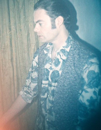Bill Hader Hintergrund called Bill Hader - Interview Magazine Photoshoot - 2014