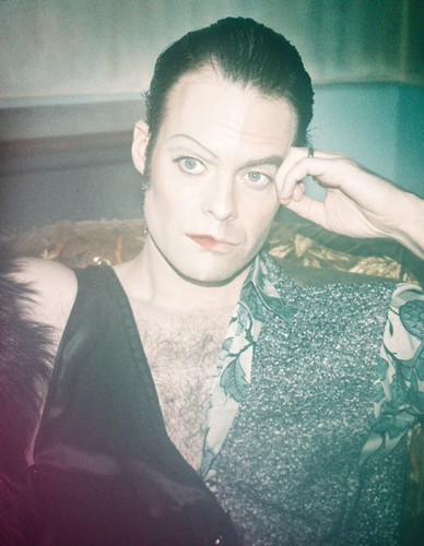 Bill Hader achtergrond with a hot tub called Bill Hader - Interview Magazine Photoshoot - 2014