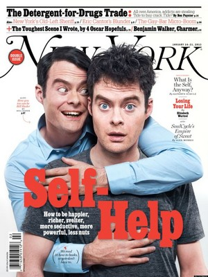 Bill Hader - New York Magazine Cover - February 2013