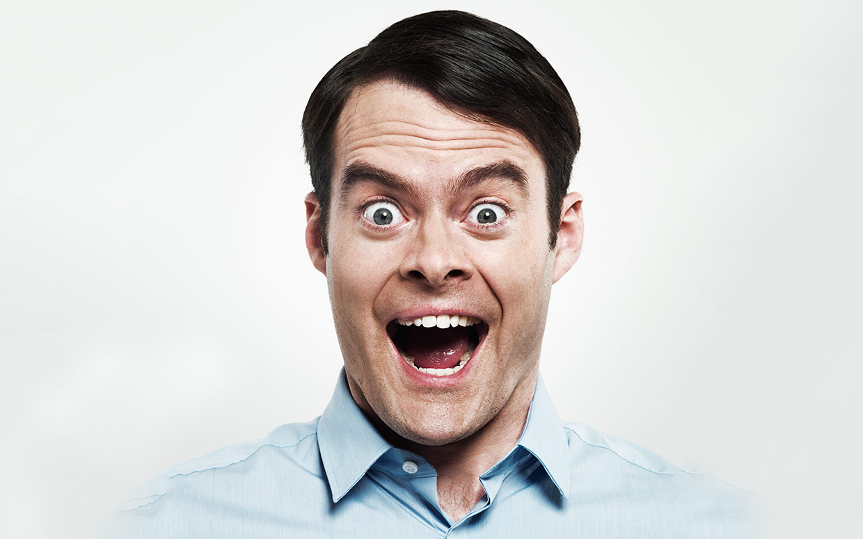 Bill Hader - New York Magazine Photoshoot - February 2013