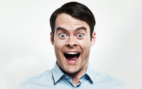 Bill Hader wolpeyper probably containing a portrait called Bill Hader - New York Magazine Photoshoot - February 2013