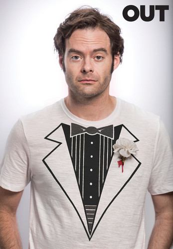 Bill Hader fondo de pantalla entitled Bill Hader - Out Photoshoot - 2014