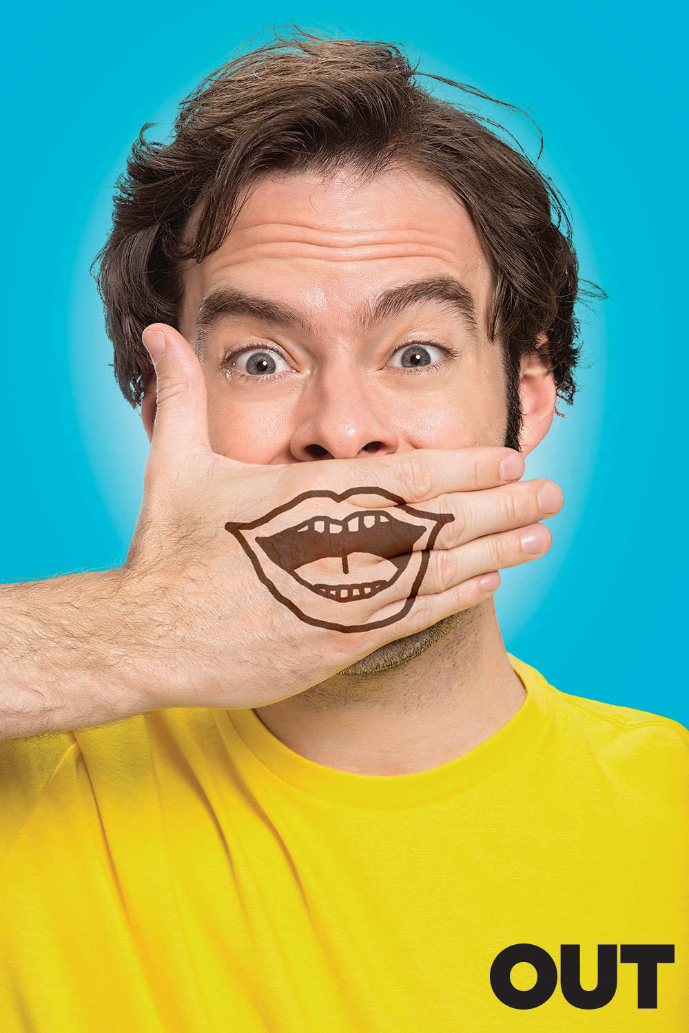 Bill Hader - Out Photoshoot - 2014