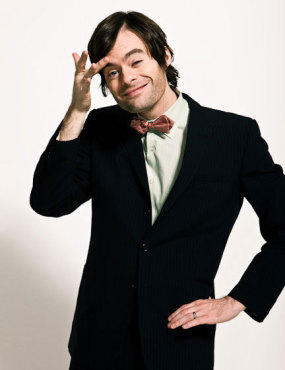 Bill Hader wallpaper containing a business suit titled Bill Hader - Time Out New York Photoshoot - March 2009