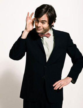 Bill Hader karatasi la kupamba ukuta with a business suit and a suit titled Bill Hader - Time Out New York Photoshoot - March 2009