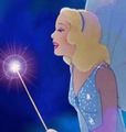 Walt Disney Fan Art - The Blue Fairy - walt-disney-characters fan art