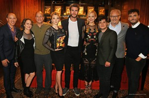 Book launch of 'Tim Palen: Photographs From The Hunger Games' (November 6, 2015)
