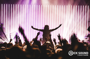 Bring Me The Horizon Halloween's konsert in Southampton