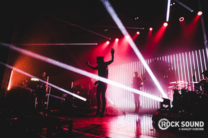 Bring Me The Horizon Halloween's संगीत कार्यक्रम in Southampton