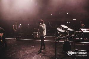 Bring Me The Horizon Halloween's konser in Southampton