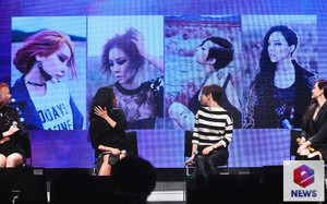 Brown Eyed Girls at Understage in Seoul′s Itaewon