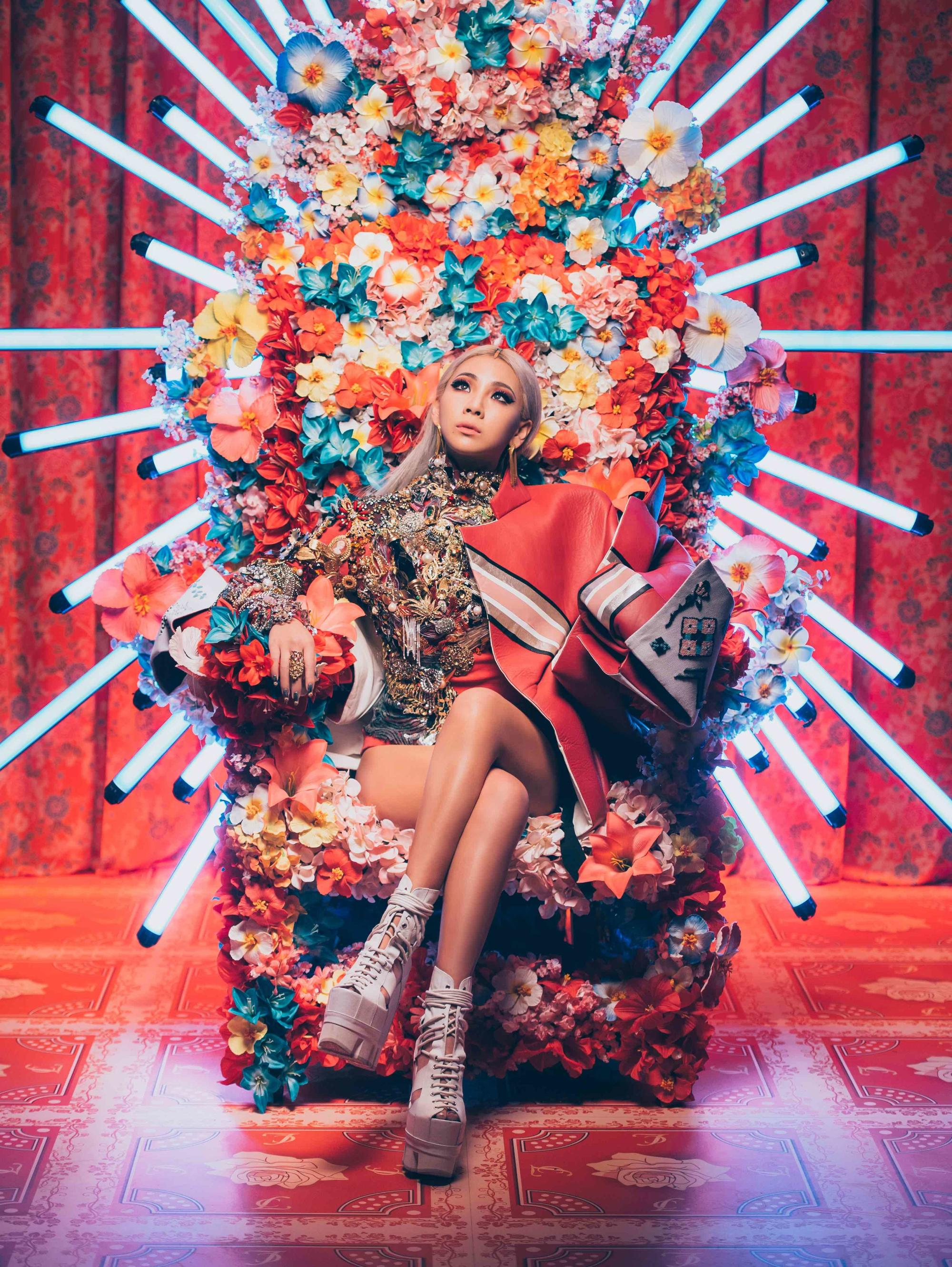 2ne1 Images Cl Baddest Female Hd Wallpaper And Background Photos