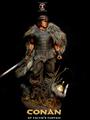 Calvin's Custom 1:6 one sixth scale Arnold Schwarzenegger as CONAN the Barbarian custom figure art ( - arnold-schwarzenegger photo
