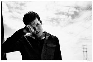 Cameron Monaghan - Interview Magazine Photoshoot - August 2014