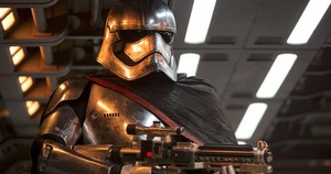Captain Phasma,SW The Force Awakens