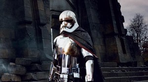Captain Phasma(The Force Awakens)