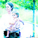 Carol and Judith - the-walking-dead icon