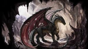 Cave Dragon