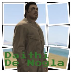 Character Card: Daithi De Nogla