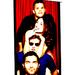Charlie Carver, Crystal Reed, Daniel Sharman & Tyler Hoechlin - charles-and-max-carver icon