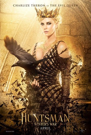 Charlize Theron is The Evil Queen