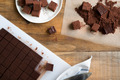 Chocolate Fudge  - chocolate photo