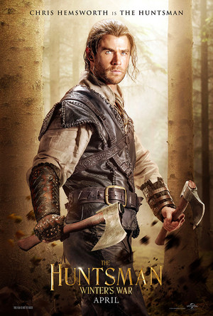 Chris Hemsworth,The Huntsman:Winter's War