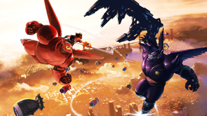 Closer look at the Kingdom Hearts III concept art revealed at the D23 Expo
