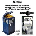 Cookies - doctor-who fan art