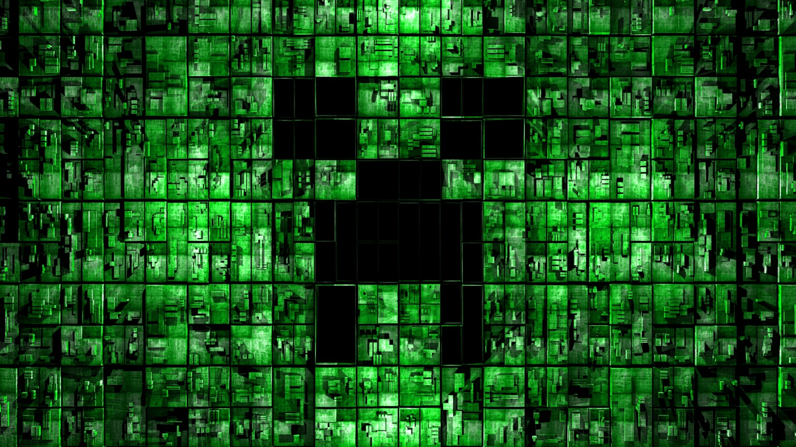 Minecraft Images Creeper Hd Wallpaper And Background P Os